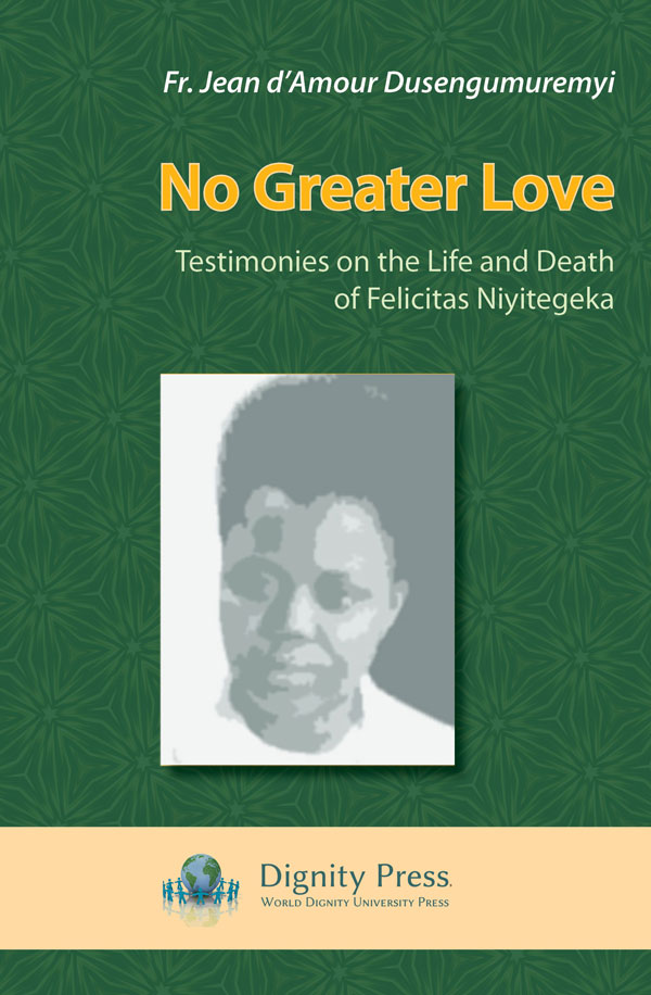Book: No Greater Love