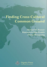 Prosser, Zhang, Sharifzadeh: Finding Cross-Cultural Common Ground